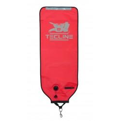 Boja balon zamknęta z zaw. oralnym i nadmiarowym 41/105 cm - 32 kg