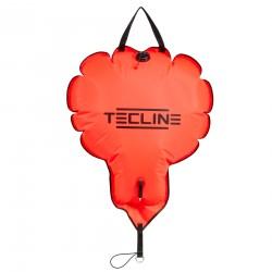 Worek wypornościowy - balon, wyp. 50 kg (110lb), pomarańczowy