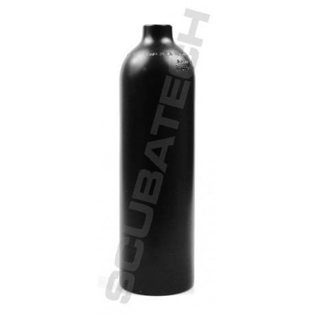 Butla alu 0,85 L 200 bar, Luxfer - płaszcz