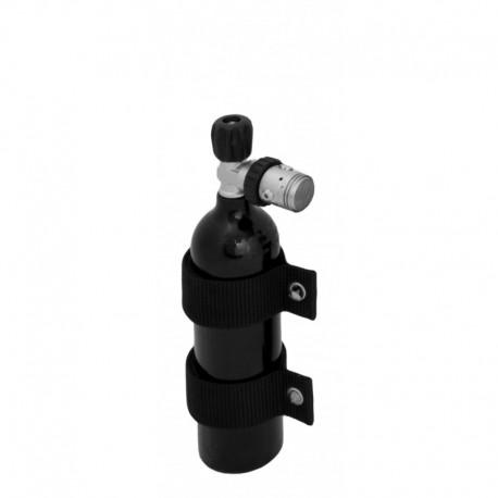 Zestaw do argonu 0,85 L (butla alu Luxfer, automat, zintegrowany zaw. nadm)