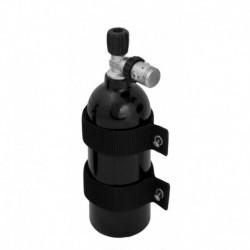 Zestaw do argonu 1,5 L (butla alu Luxfer, automat, zintegrowany zaw. nadm)