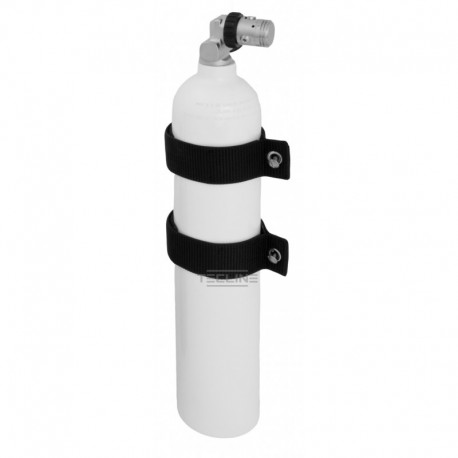 Zestaw do argonu 3 L (butla alu Luxfer, automat, zintegrowany zaw. nadm)