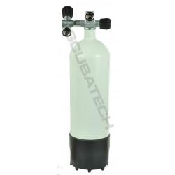 Butla Eurocylinder  5 L 140 mm 232 bar podw.zaw.