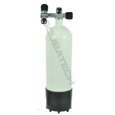 Butla Eurocylinder  5 L 140 mm 232 bar poj.zaw. z moż.roz.