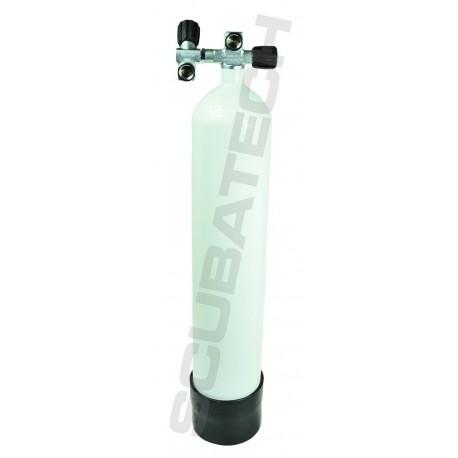 Butla Eurocylinder  8,5 L 140 mm 232 bar poj. zaw. z moż.roz.