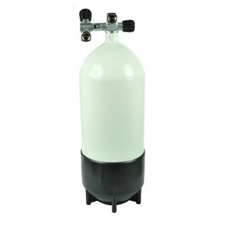 Butla Eurocylinder  12 L 203 mm 232 bar poj.zaw. z moż.roz.
