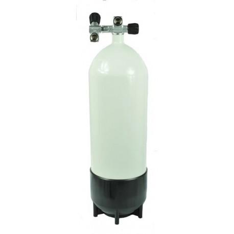 Butla Eurocylinder  15 L 203 mm 232 bar poj.zaw. z moż.roz.