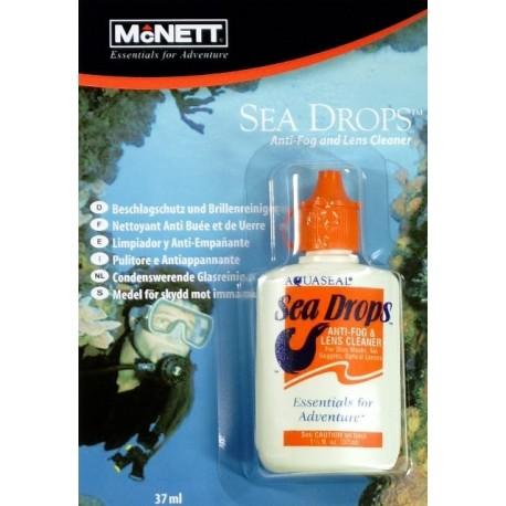 """Anty fog """"Sea Drops""""  w płynie 37ml"""